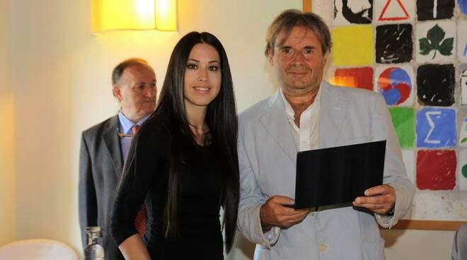 Emanuela Della Libera vince il Premio Letterario Campana