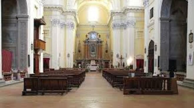Faenza-Chiesa di Santa Maria dell'Angelo