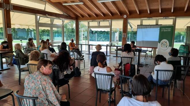 Futuro Green 2030: adesioni entusiaste per la giornata di formazione al Parco Pertini di Cotignola