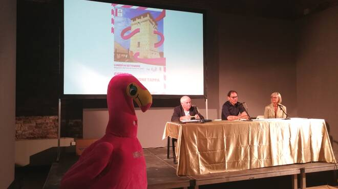 Giro d'italia presentazione tappa Cervia