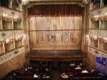 Inaugurazione sipario Teatro Goldoni