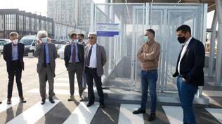 inaugurazione sottopassaggio ciclopedonale - Stazione - Darsena