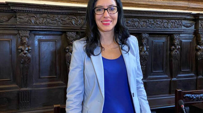La Ministra Lucia Azzolina a Ravenna