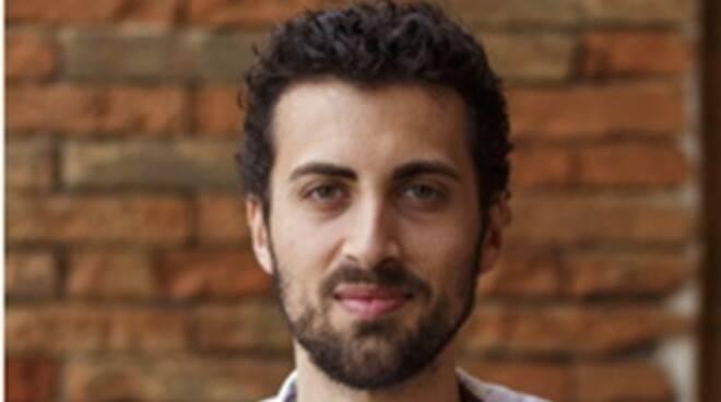 Lo chef Mattia Borroni del Ristorante Alexander