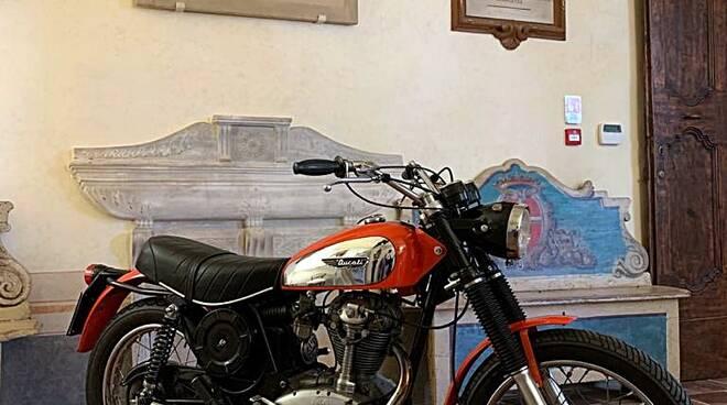 Lugo ricorda l'ingegner Taglioni, storico progettista delle Ducati