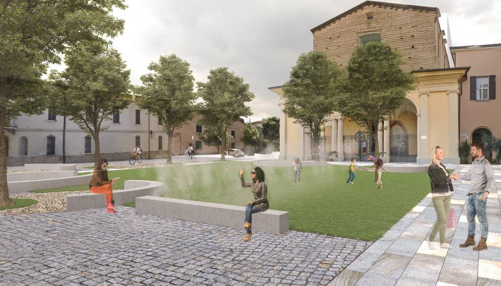 Lugo. Riqualificazione di Piazza Savonarola, modifiche alla viabilità dal 31 agosto