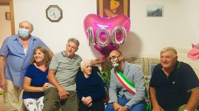 Maria Baldazzi 100 anni