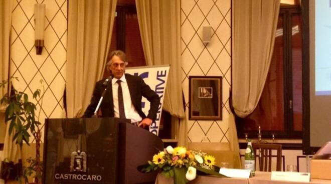 Mauro Neri, presidente di Confcooperative Forlì-Cesena