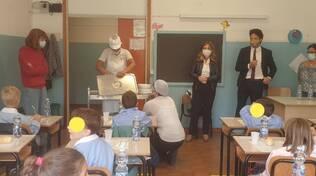 mensa in classe - rimini