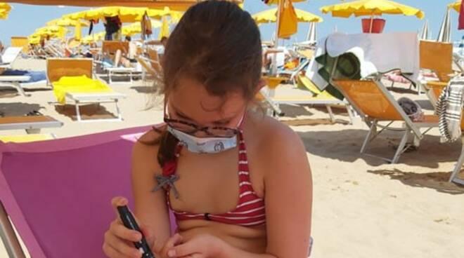 Mia-Diabete beach 2020