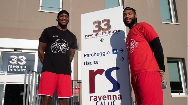 OraSì Ravenna: tamponi negativi e visite mediche superate, James e Givens pronti ad unirsi al gruppo