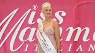 Patrizia Verlicchi - miss mamma evergreen 2020