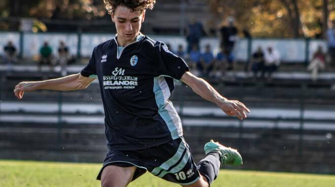 pietro lanzoni faenza calcio 2020-2021