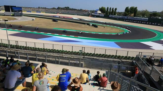 Pubblico Misano World Circuit