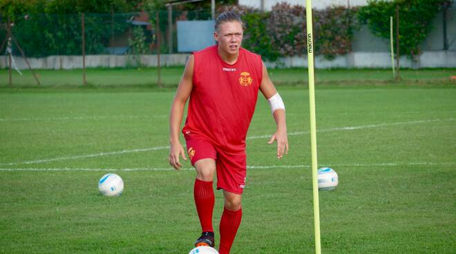 Ravenna Calcio -Marco Fiorani