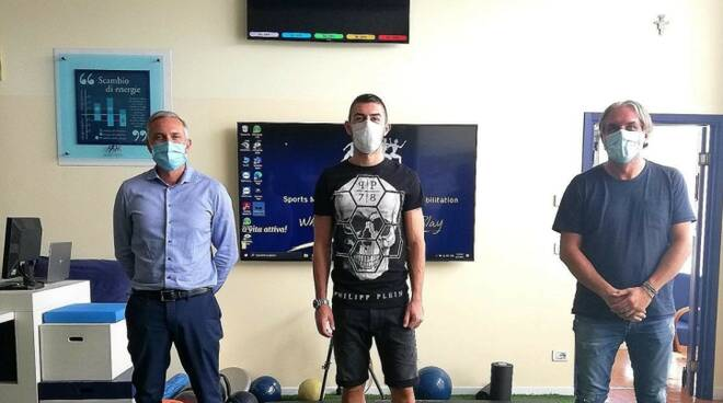 Rimini FC, anche quest'anno prosegue la collaborazione con il gruppo medico internazionale Isokinetic,