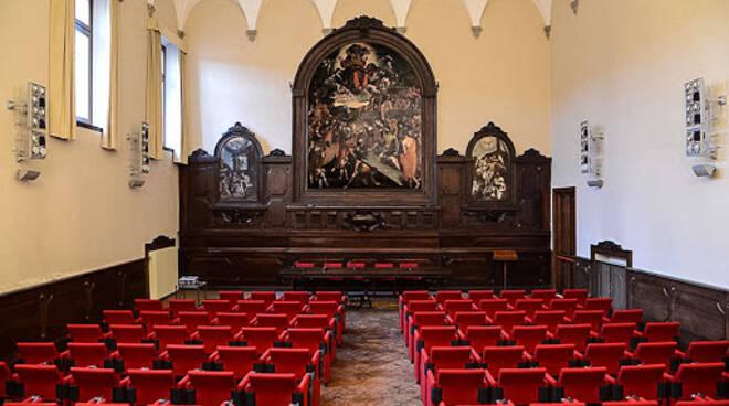 Sala Muratori - Biblioteca classense