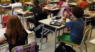 scuola - covid - banchi distanziati