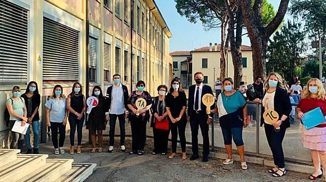 scuola elementare Quadri - Massa Lombarda