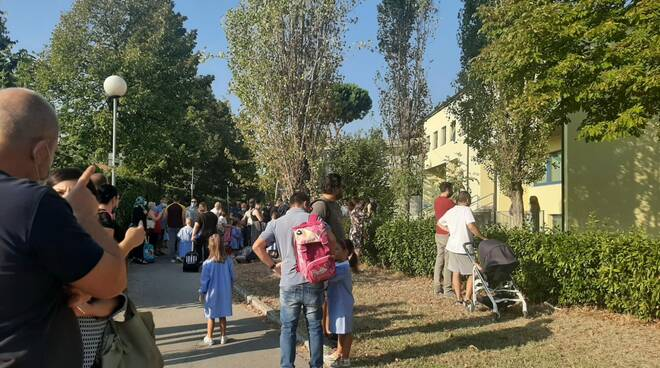 scuola Verucchio