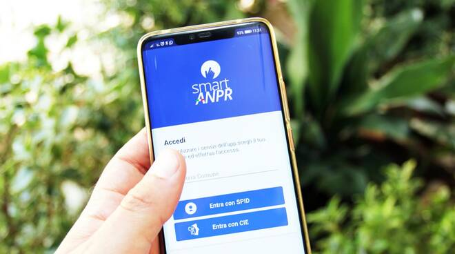 smartphone anpr certificati anagrafici online bassa romagna
