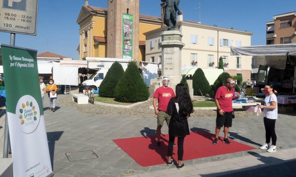 Unione: continuano le incursioni green nei mercati della Bassa Romagna