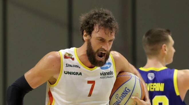 Basket Ravenna: Alberto Chiumenti