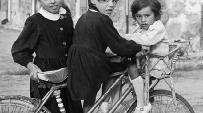 bicicletta immagine storica