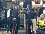 Carabinieri di Riccione-controlli anti-covid