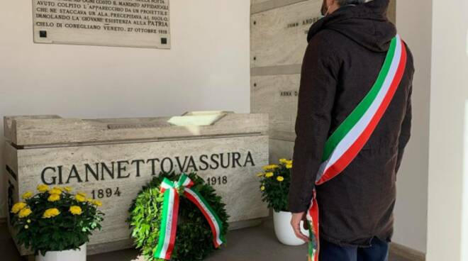 Cotignola: ricordato Giannetto Vassura nel 102° anniversario della morte