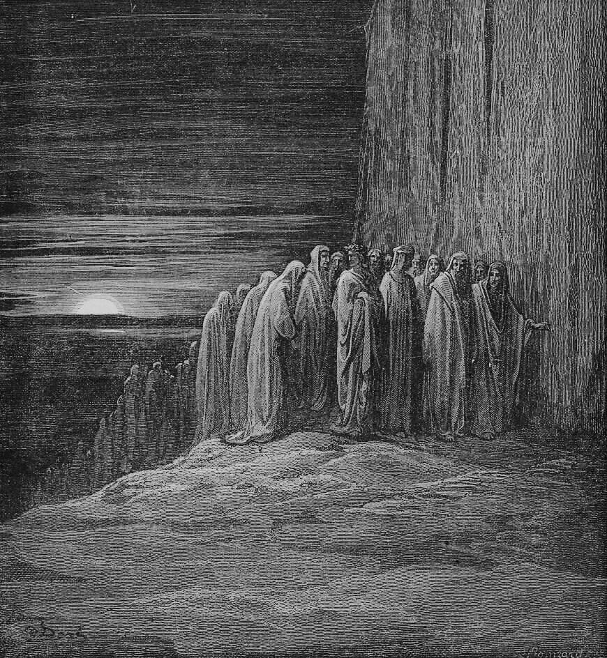 Dante by Doré