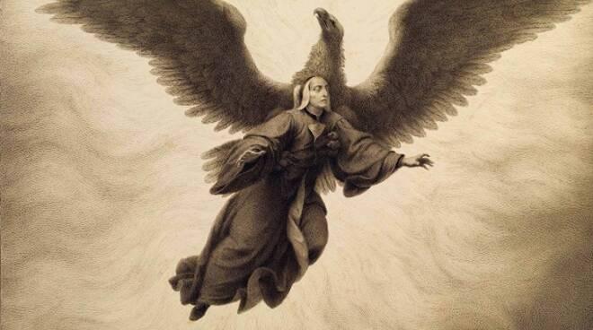 Dante e l'aquila