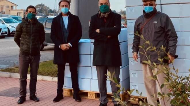 Deco Industrie sostiene il Villaggio del Fanciullo di Ravenna: la cooperativa dona 300 panettoni e pandori