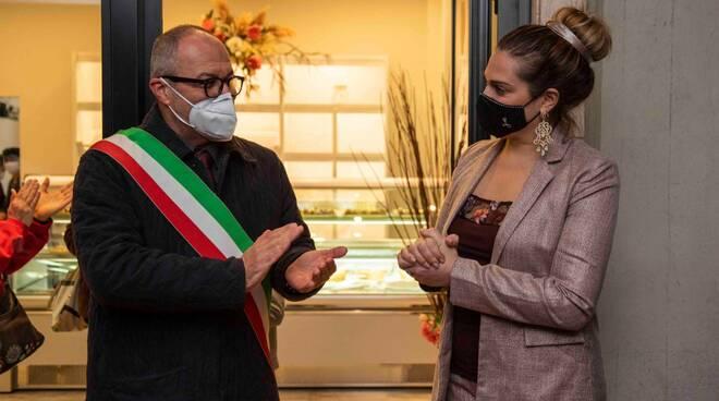 inaugurazione forno pasticceria via Bassano del Grappa a Ravenna