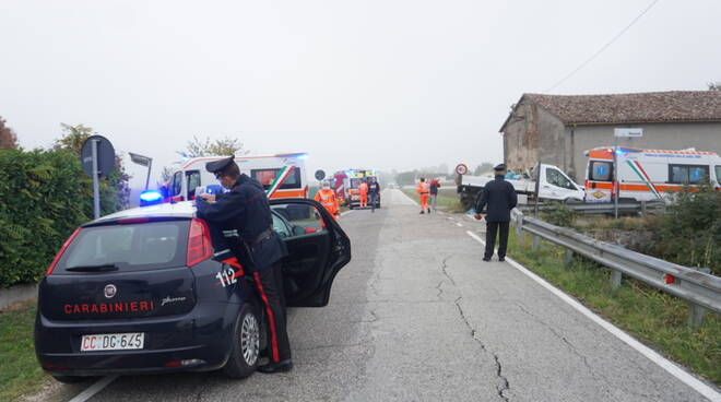 incidente bagnara