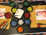 Laboratorio RavennAntica - A spasso con Dante - Bambini - Mosaico