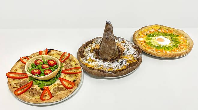 Pizze Dantesche