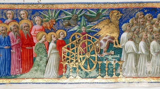 Processione simbolica
