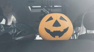 Pulmino Halloween