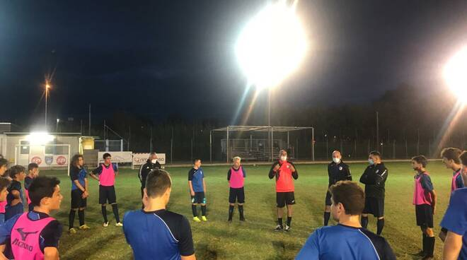 Riccione Football e atalanta