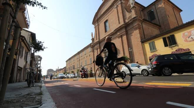 Rimini-Ciclabile Borgo San Giovanni