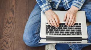 scrivere computer