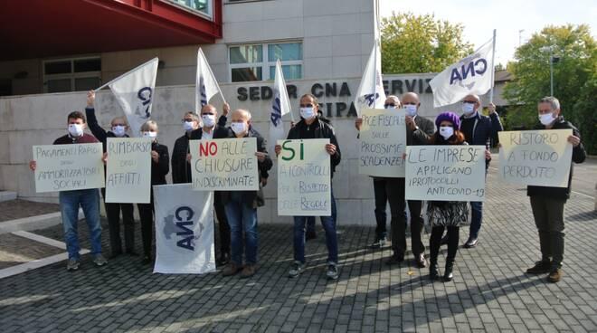 SIT in CNA Ravenna contro chiusure DPCM