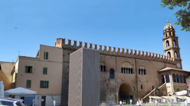torre nuova palazzo podestà faenza