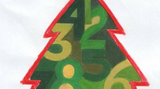 albero natale calendario avvento