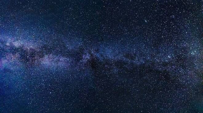 cielo stelle astri notte