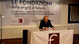 convegno Legge Amato Fondazione cassa forli