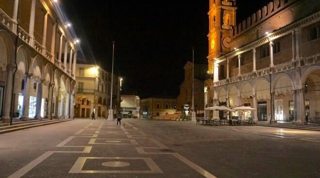 Coprifuoco Faenza
