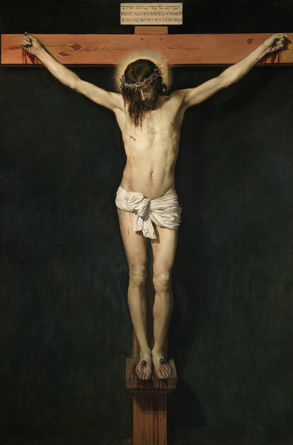 Crocifissione Velazquez