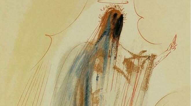 Dante by Dalì